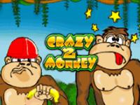 Онлайн автоматы Crazy Monkey 2