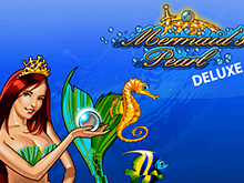 Играйте в Mermaid's Pearl Deluxe в клубе Вулкан