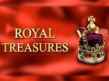Royal Treasures на зеркале Вулкана