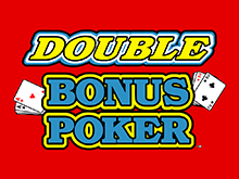Покер Дабл Дабл Бонус Покер онлайн